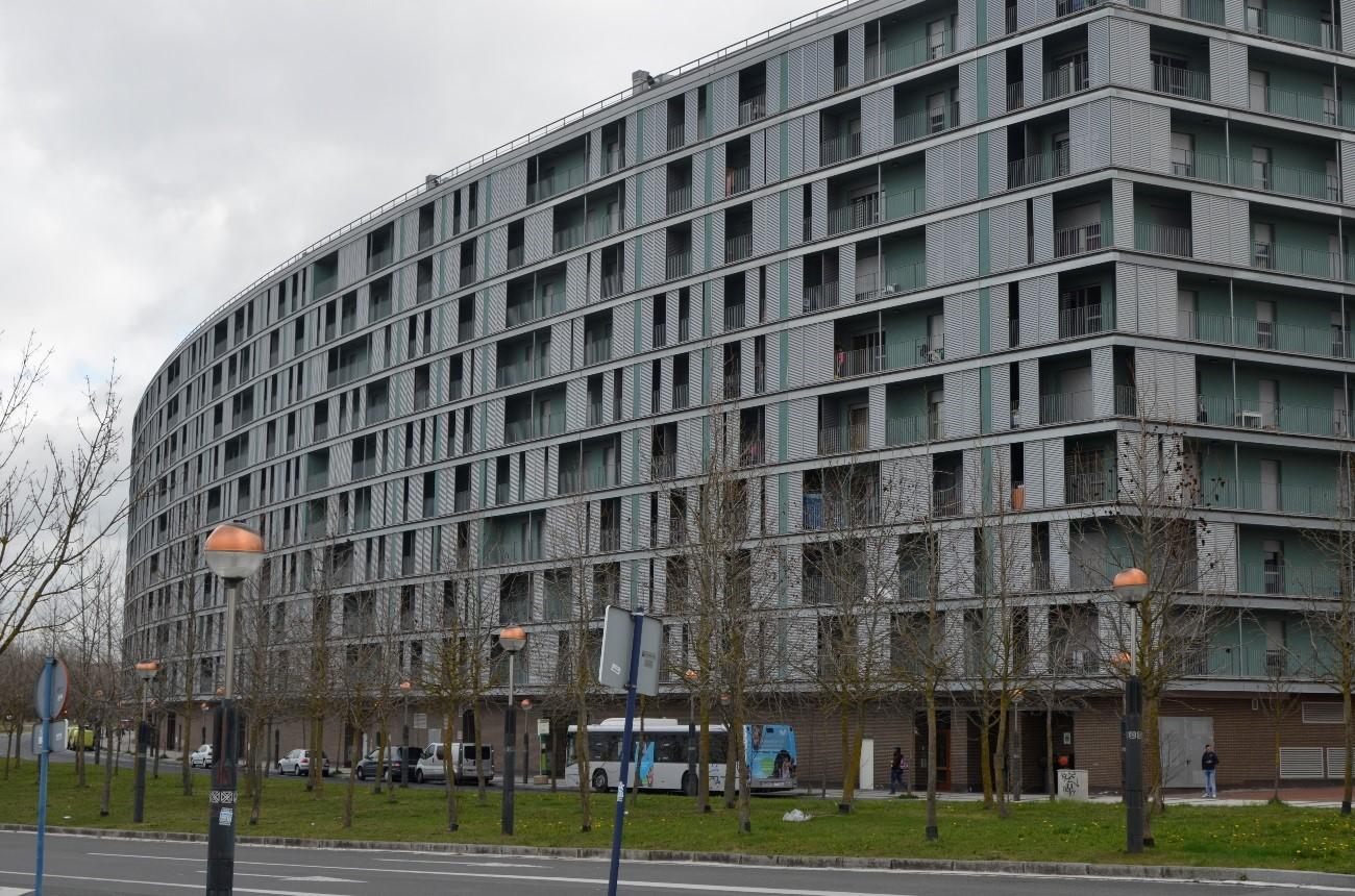 888a8efa68269 Entrega de viviendas  Barrio Zabalgana (Vitoria) - ALOKABIDE